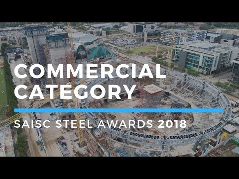Commercial Category - Steel Awards 2018