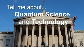 Tell Me about Quantum Technologies