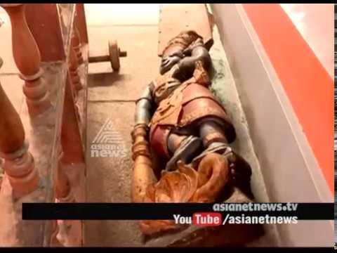 Theft at Kasargod  Shriya Sankaranarayana swami  Temple  ·| FIR 9 July 2017