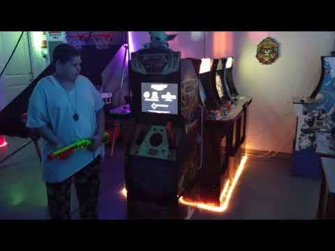 SosaFamBamBam - Arcade1Up - Big Buck Hunter Pro - Unboxing amd Review from SosaFamBamBam