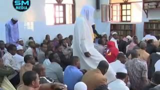 khutbaddii ugu dambaysay Ramadan 2016  | Sh.Maxamed cabdi Umal