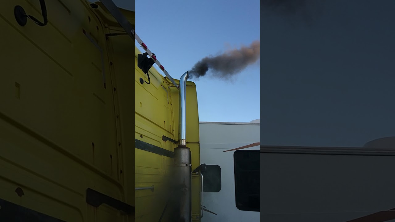 Volvo D12 black smoke   Injector or something else