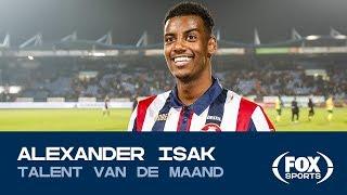 TALENT VAN DE MAAND | Alexander Isak