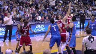 Marc Gasol Hits the Circus Shot