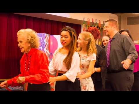 danceScape at #culturedays @BurlingtonPL (Full Video -#ballroom, #salsa, #tango #shallwedance?)