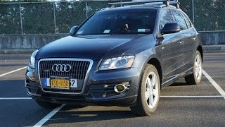 Audi Q5 2012 Videos