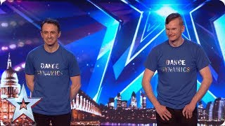 Will Dance Dynamics dazzle on stage? | Auditions | BGT 2019