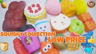 LOW PRICE! SQUISHY COLLECTION MIX SMALL JUMBO SUPER SOFT SLOW RISING - TOYS MY HAND