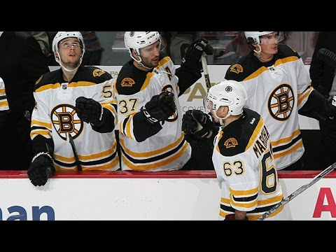 Marchand buries PPG on pretty feed from Chara