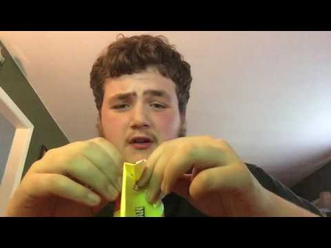 Spider-Man Popsicle Review