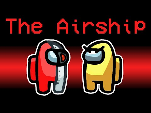 Everything New in the Among Us Update! (The Airship) - DanTDM