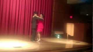 Bauer MBA Global Experience 2012- Latin Dance Performance- UH Social Dance Club