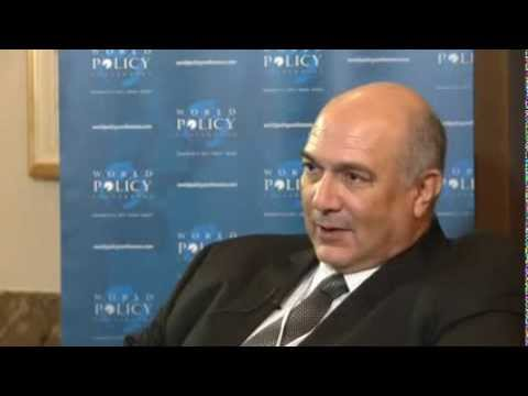 Mostafa TERRAB : The World Policy Conference TV