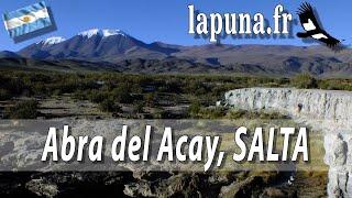 Abra el Acay - Salta - Argentine