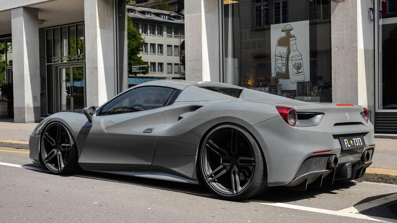 Supercars In Z 252 Rich Vol 110 2x Aventador F12 Berlinetta