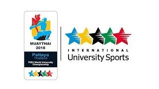 World University Muaythai Championships 2018 Pattaya