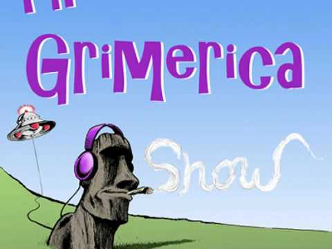 #148 - Grimerica Talks Everything UFO's and more with Stanton Friedman
