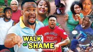 Walk Of Shame 1amp2 -  Zubby Micheal 2018 Latest Nigerian Nollywood Movie ll African Nollywood Movie