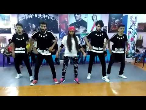 Urban Hip Hop Dola Re #Classical dance #india #culture By D4 Dance Academy