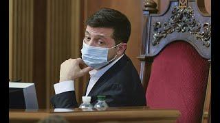 Українська правда (Украина): «Хотел заразиться коронавирусом». Два дня с президентом Зеленским.