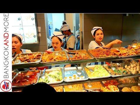 Terminal 21 Bangkok Food Court