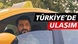 Türkiye'de Ulaşım   Röportaj Adam