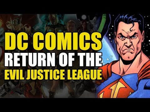 The Return of The Evil Justice League! (JLA: Earth 2)
