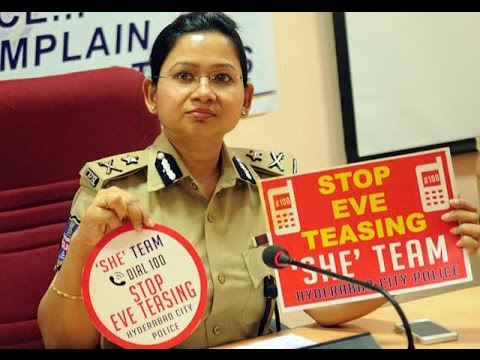"""""""SHE TEAMS"""" Spreading All Over State For Women Protection-Mahaa Telugu News"""