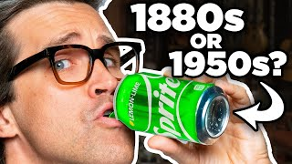 100 Years Of Soda Taste Test
