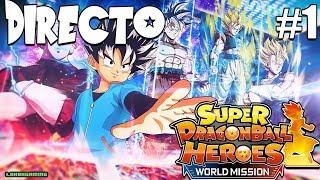 Vídeo Super Dragon Ball Heroes: World Mission
