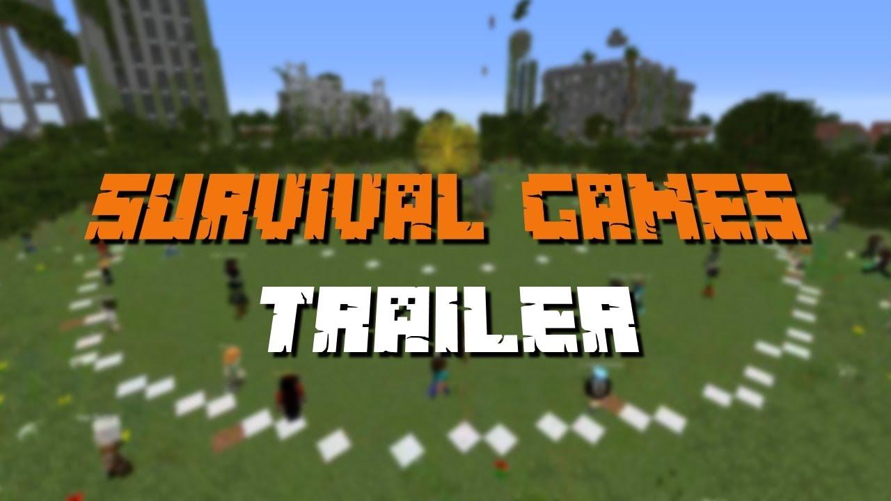 Minecraft Survival Games Unlimitedworld YouTube - Minecraft survival spiele