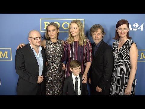 "Brie Larson, William H. Macy, Joan Allen, Felicity Huffman ""Room"" LA Premiere ARRIVALS"