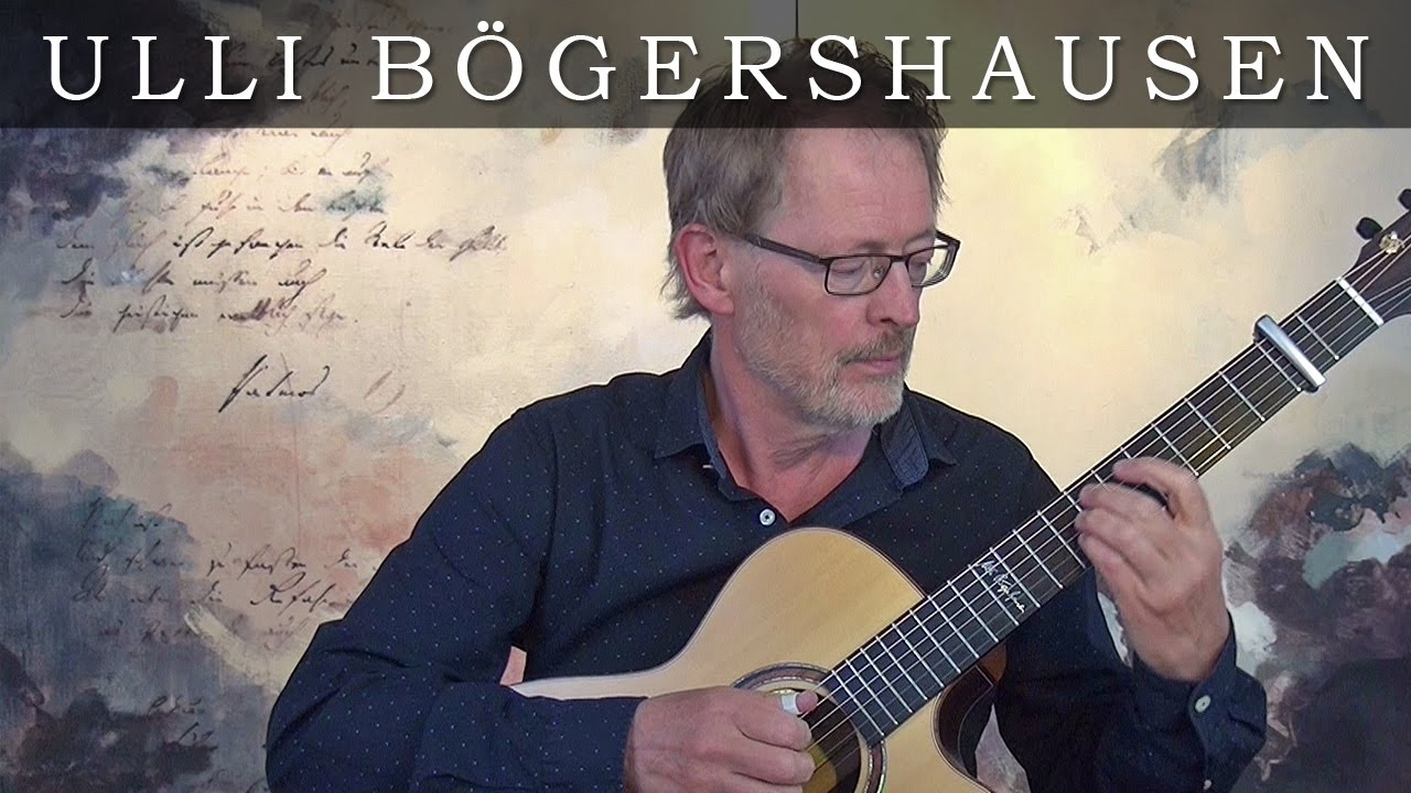 "Ulli Boegershausen ""Everything I Do"" (Bryan Adams)"