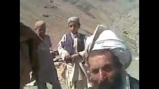 afghan old man