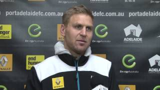 Kane Cornes on his new deal