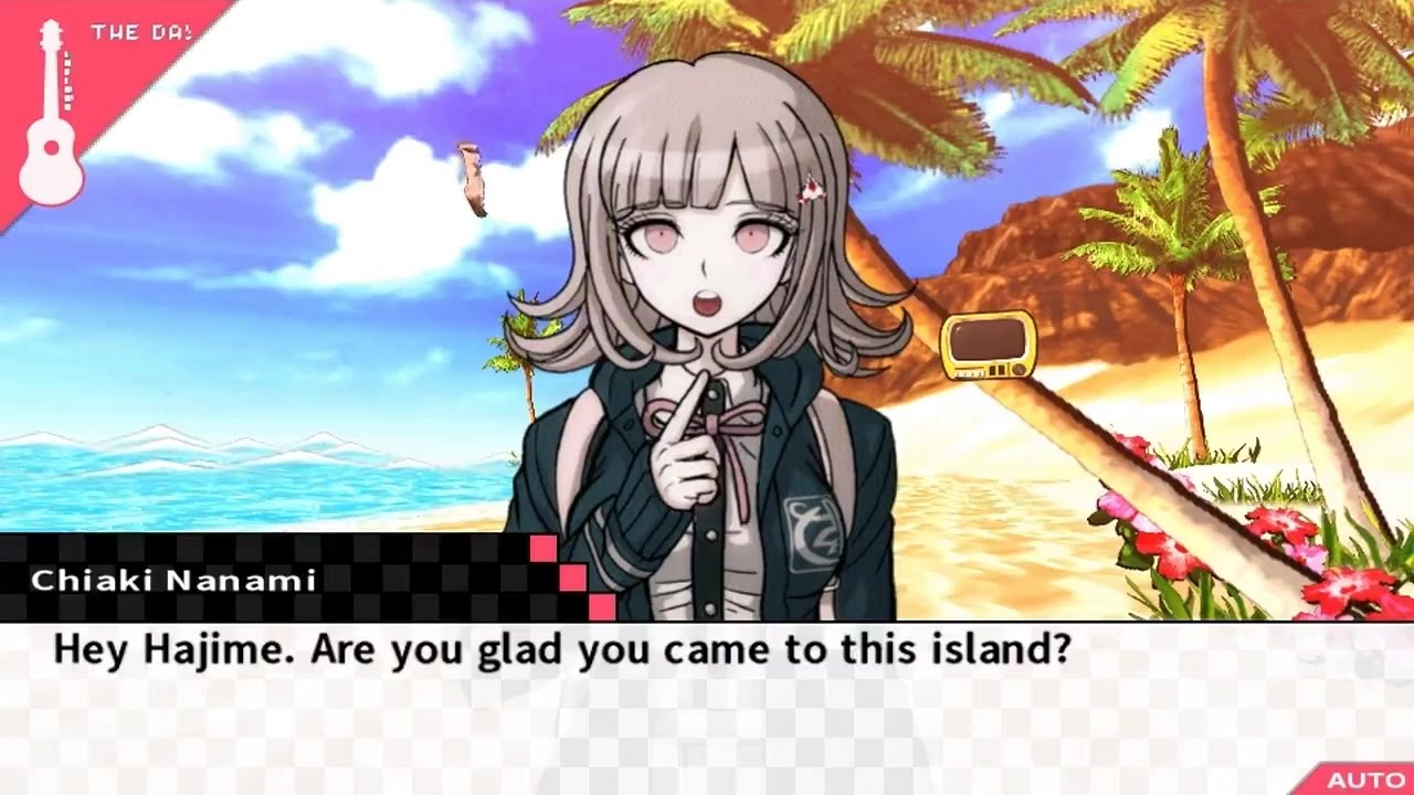 Danganronpa  Island Mode
