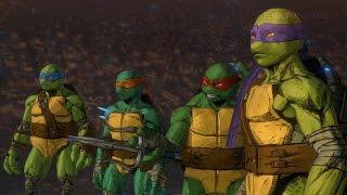 Las tortugas ninja pelicula completa