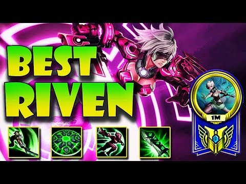 Adrian Riven 2019 Montage - Highlight/Best Riven LOL S9 Plays | League Of Legends Mp3