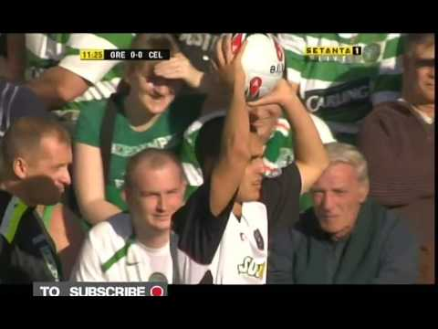 2007-10-07 Gretna v Celtic