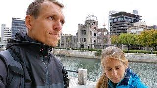 Schlimme Geschichte in Hiroshima • Japan auf Weltreise   VLOG #344