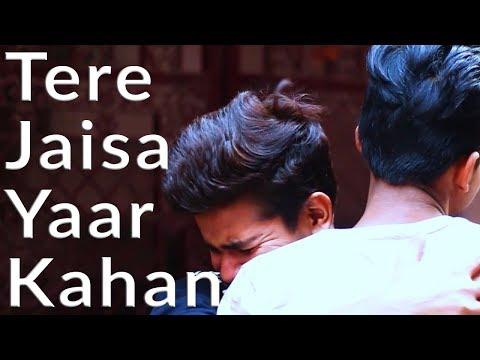 Tere Jaisa Yaar Kahan - Rahul Jain   Yaara Teri Yaari   Yaarana   Kishore Kumar   Reprise Production