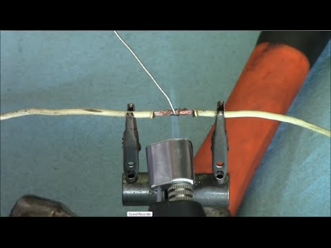 Repairing Low Voltage Corroded Wires