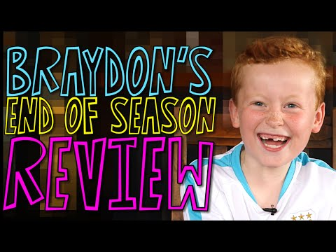 Braydon's Season Review! | Manchester City