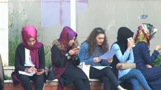 Diyarbakır'da AÖF Sınav Telaşı Başladı