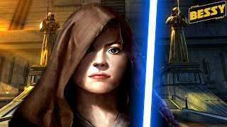 Who Built the Jedi Temple on Coruscant - Explain Star Wars