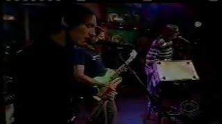 Butthole Surfers (Feat. Josh Klinghoffer) - Dracula From Houston (Late Show w/ Craig Kilborn) (2001)