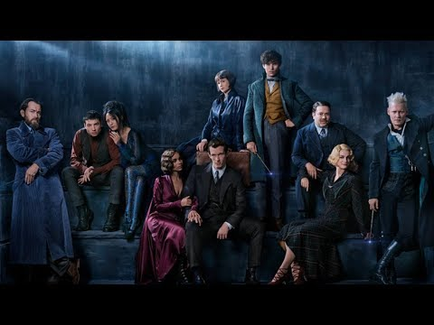 Download Youtube: FIRST LOOK at Jude Law as Dumbledore in Fantastic Beasts 2
