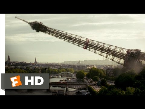 G.I. Joe: The Rise of Cobra (6/10) Movie CLIP - The Eiffel Tower Falls (2009) HD
