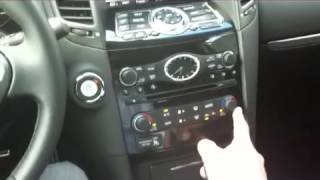 Infiniti FX Limited Edition 2010 Videos