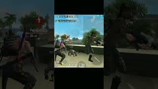 I  meet a  girl in free fire funny moment    free fire #short #36 #fristshort #freefirelive